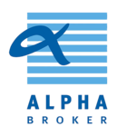 logo alpha broker